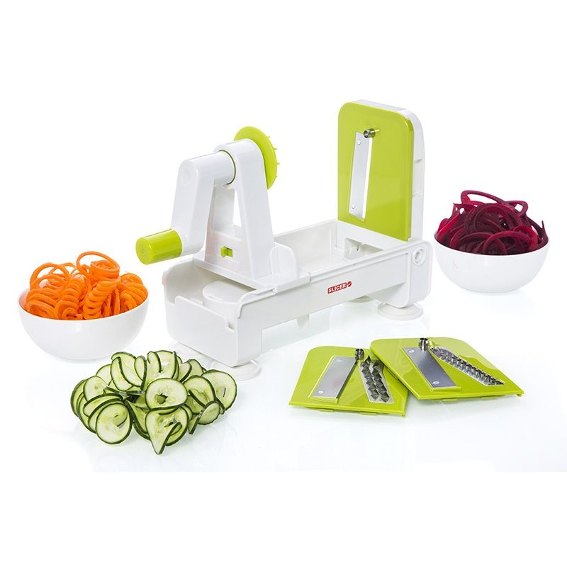 FOLDABLE SPIRAL SLICER 5