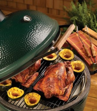 גלריית Big Green Egg 3