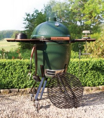 גלריית Big Green Egg 7