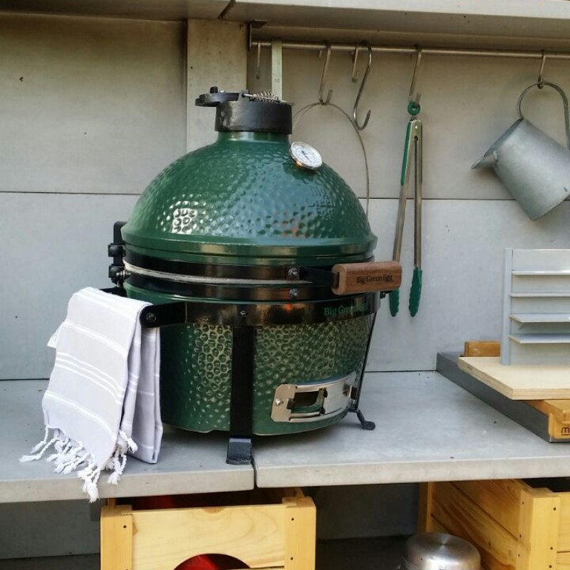 סדנת בישול וצלייה על BIG GREEN EGG 5
