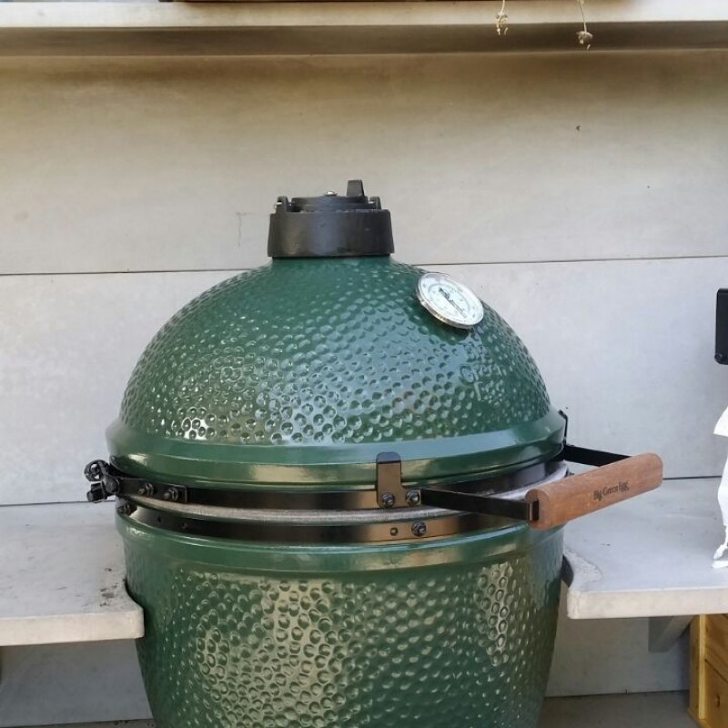סדנת בישול וצלייה על BIG GREEN EGG 12