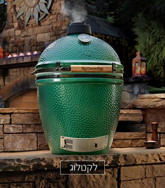 מעשנות Big Green Egg