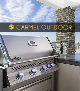 CARMEL OUTDOOR KITCHENS