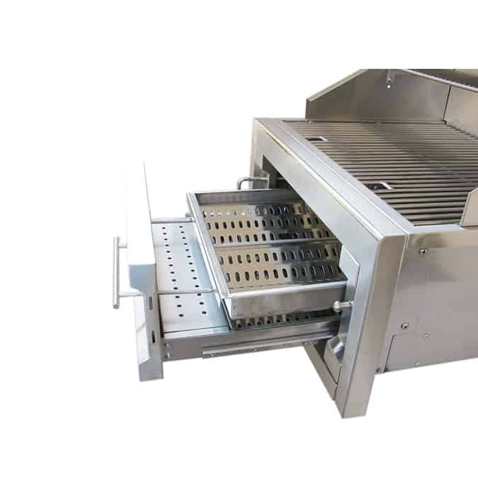 גריל פחמים CAESAR GRILL BUILT IN 1